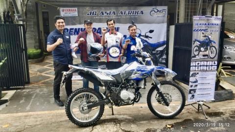 Yamaha Mulai Distribusikan WR155 ke Konsumen