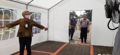 Sediakan Disinfektan Booth, Kementan Cegah Penyebaran Virus Korona