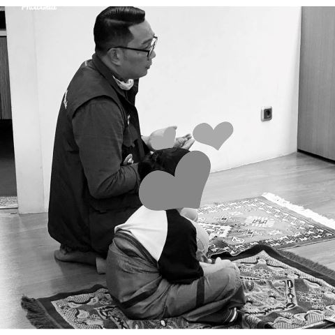 Ridwan Kamil Ceritakan Kisah Pilu Anak Korban Covid-19