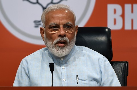 India Tingkatkan <i>Lockdown</i> ke Level Nasional