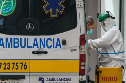 Spanyol Catat 514 Kematian akibat Covid-19 dalam 24 Jam