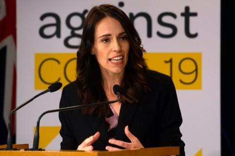 PM Selandia Baru Ardern Tetapkan Status Darurat Virus Korona