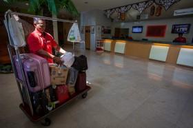 Hotel-hotel di Yogyakarta Mengalami Kemerosotan Okupansi