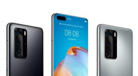 Huawei P40 Series Diumumkan Besok