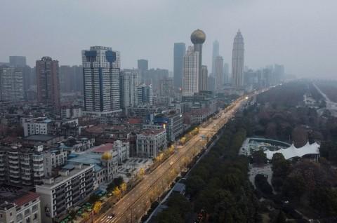 Kasus 'Impor' Korona di Tiongkok Turun, Nol Infeksi Domestik