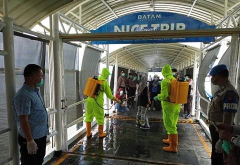 Kemensos Pastikan TKI yang Dipulangkan dari Malaysia Sehat