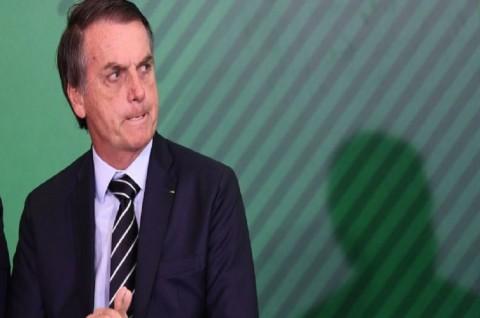 Bolsonaro Minta Kepala Daerah Cabut <i>Lockdown</i> Korona