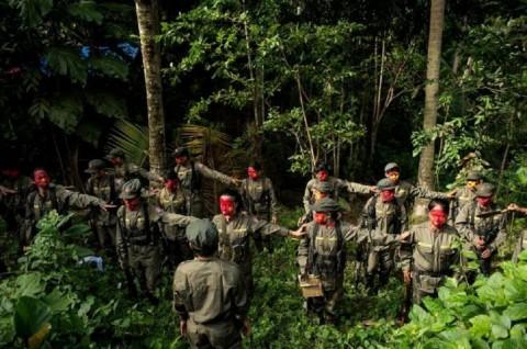 Patuhi PBB, Pemberontak Filipina Deklarasikan Gencatan Senjata