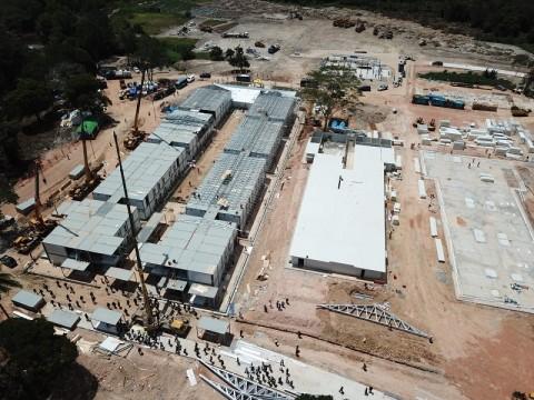 RS Karantina Korona Pulau Galang Dipastikan Beroperasi 28 Maret