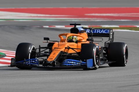 McLaren Diizinkan Ganti Sasis pada Musim 2021