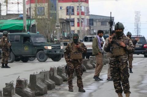 ISIS Klaim Serang Rumah Ibadah Afghanistan