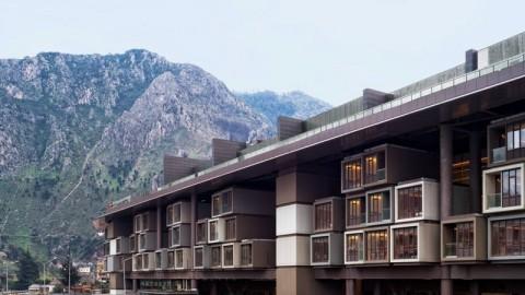 Hotel Turki Dibangun di Bawah Situs Purbakala