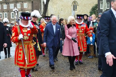 Pangeran Charles Positif Terinfeksi Virus Korona