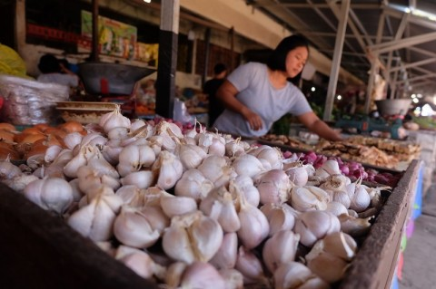 Kemendag Sebut Relaksasi Impor Bawang Putih Imbas Darurat Korona
