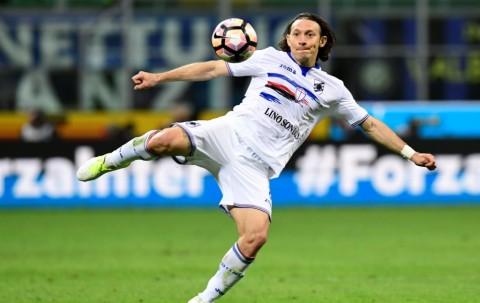 Gelandang Sampdoria Terinfeksi Korona