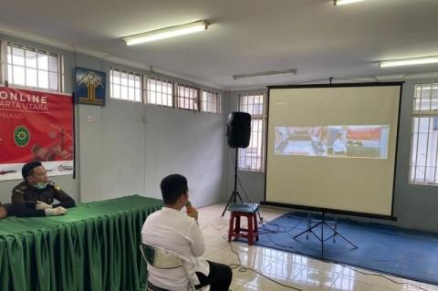 Terdakwa Disidang Via Konferensi Video Imbas Korona