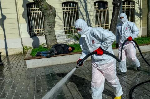 Turki Lakukan Tes Cepat Korona dalam 24 Jam