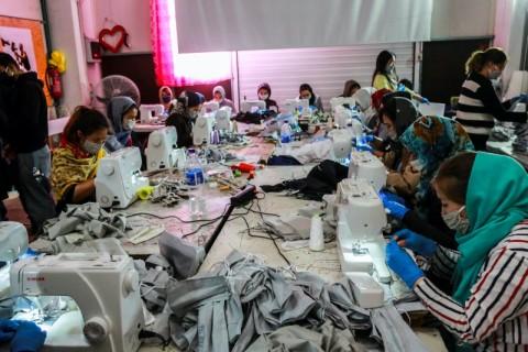 Ribuan Pengungsi di Yunani Rentan Terinfeksi Virus Korona