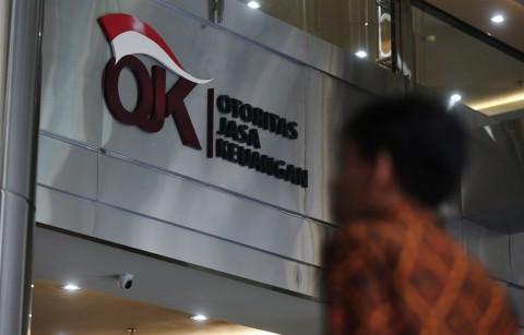 OJK Larang <i>Debt Collector</i> Tarik Kendaraan