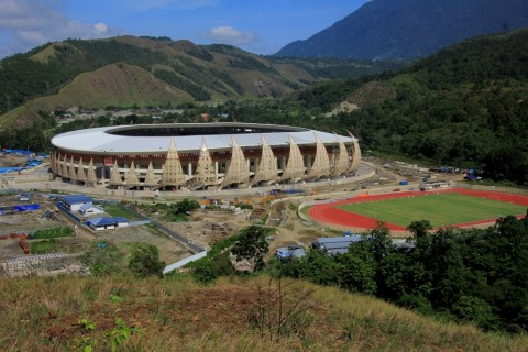 KONI Aceh Hentikan Pemusatan Latihan PON Papua