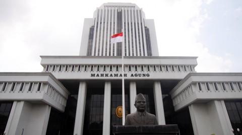 Hakim Agung MD Pasaribu Wafat