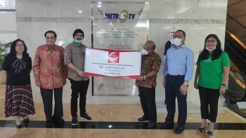 Yayasan Permata Donasi Rp1 Miliar Tangkal Covid-19