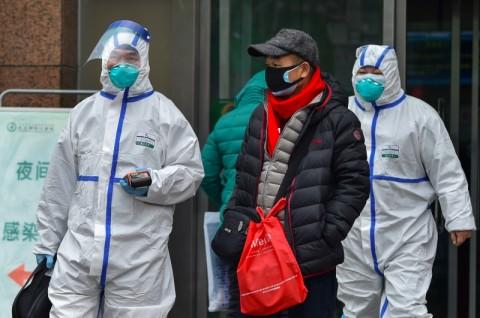 Korea Selatan Tangkap Penyelundup Masker di Tengah Pandemi