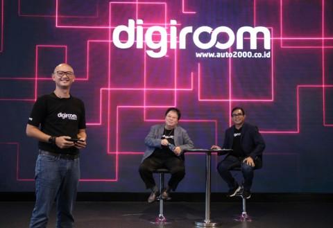 Digiroom, Showroom dan Sales Virtual dari Auto2000