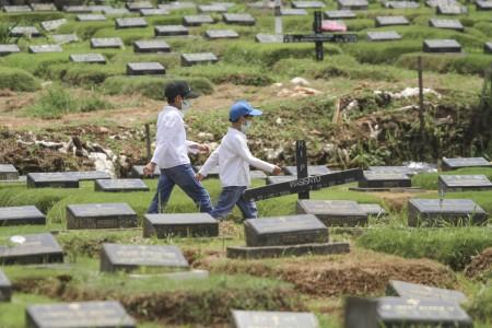 DKI Masih Kaji Lokasi TPU untuk Pasien Korona yang Meninggal