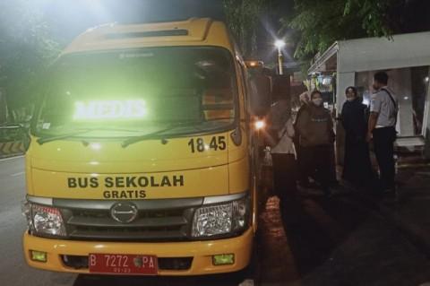 Pemprov DKI Siapkan 50 Bus Antar Jemput Tenaga Medis Covid-19