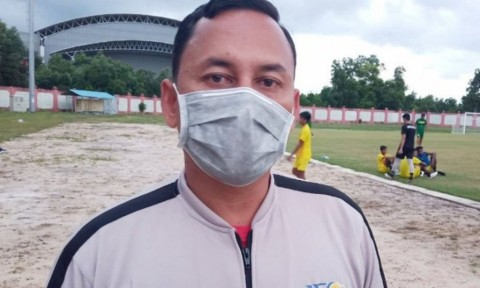 Uji Coba Kalteng Putra Lawan Barito Dibatalkan