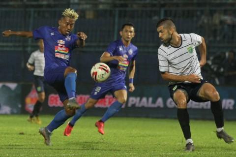 Panpel Arema FC Sebut Penundaan Liga 1 Langkah Tepat