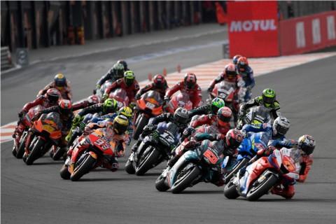 Covid-19 Belum Reda, MotoGP Spanyol Turut Ditunda