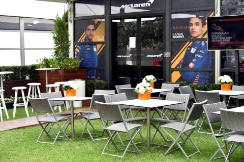 Staf McLaren Sudah Boleh Tinggalkan Australia