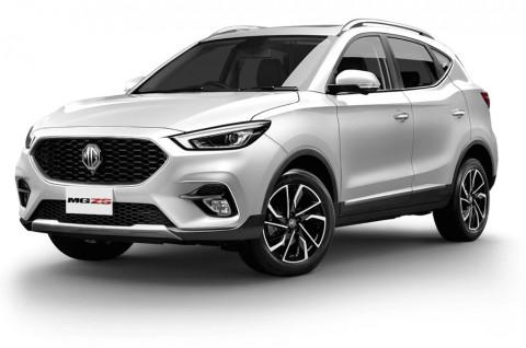 Di Thailand sudah Facelift, MG ZS di Indonesia Versi Jadul?