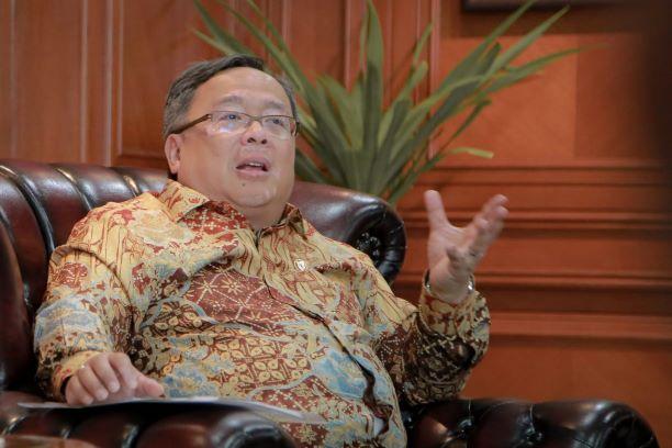 Menristek/Kepala BRIN, Bambang Brodjonegoro. Foto: Dok. Kemenristek