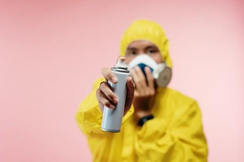 Bahaya Disinfektan jika Terkena Tubuh