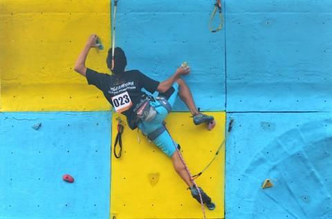 Seluruh Turnamen Panjat Tebing Internasional Ditangguhkan