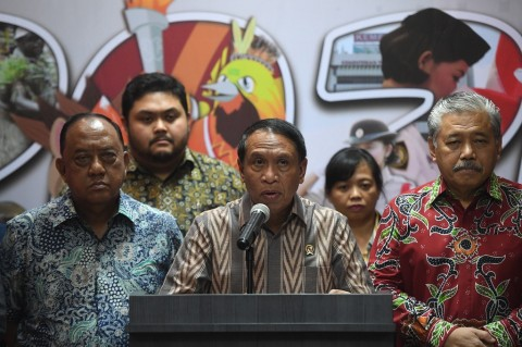 Menpora Sebut Penundaan Olimpiade Agak Berat Bagi Indonesia