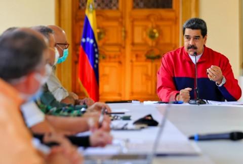 AS Tawarkan Hadiah Rp244 Miliar untuk Tangkap Presiden Venezuela