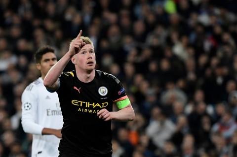 City Dihukum UEFA, De Bruyne Siap Hengkang