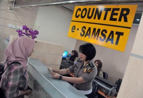Pelayanan Samsat di DKI Jakarta Kembali Beroperasi