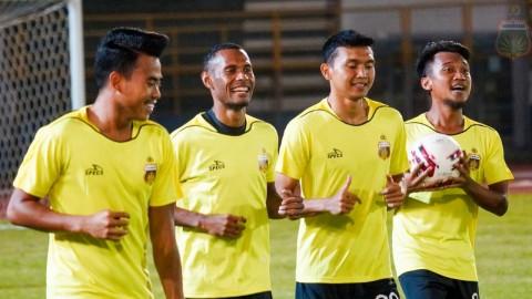 Bhayangkara FC Gelar Tes Korona