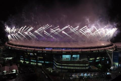 Stadion Maracana Jadi Rumah Sakit Darurat Pasien Covid-19