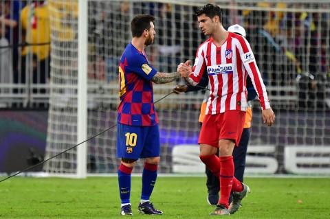 Imbas Korona, Barcelona & Atletico Potong Gaji Pemain