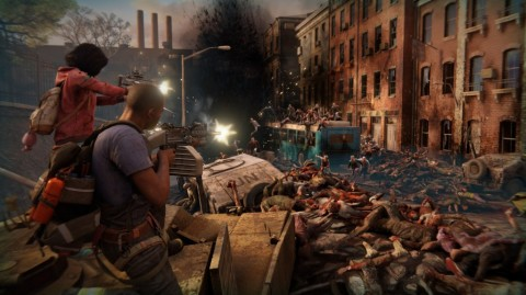 Epic Games Store Bagikan World War Z Gratis