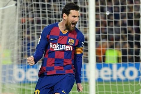 Imbas Korona, Gaji Lionel Messi dan Kolega Dipotong