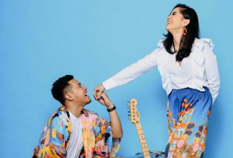 Rayuan Manis Gelora Asmara dari Pasangan Musisi Biancadimas