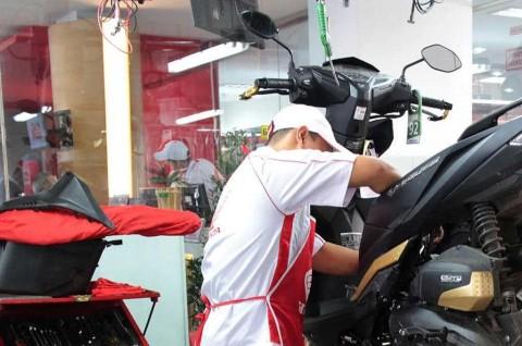 Cara Memastikan Motor Layak Jalan