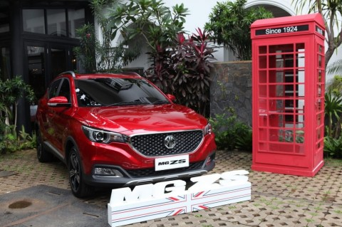 Demi Harga Jual, MG Indonesia Sunat Fitur i-Smart